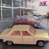 RENAULT 9 JET-CAR NOREV 1/43 - R9 - car-collector
