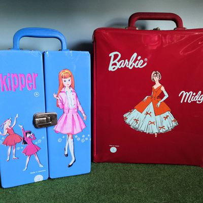 Mes mallettes Barbie 70