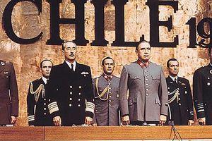Junte militaire au Chili en 1973