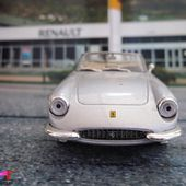FERRARI 330 GTS CABRIOLET IXO 1/43 - car-collector.net