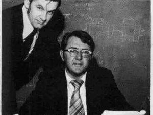 Ralph Baer (Image 1), Bill Harrison et Bill Rusch (image 2 de gauche à droite)