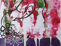 Yolande Bernard, peintures 2015