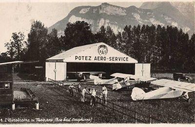 Aérodrome de Moirans