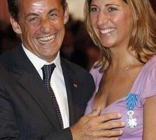 Nicolas Sarkozy... ce n'est pas l'intelligence qui l'étouffe