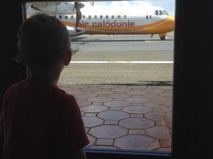 Fin de vacances à Lifou ~ Nouvelle Calédonie