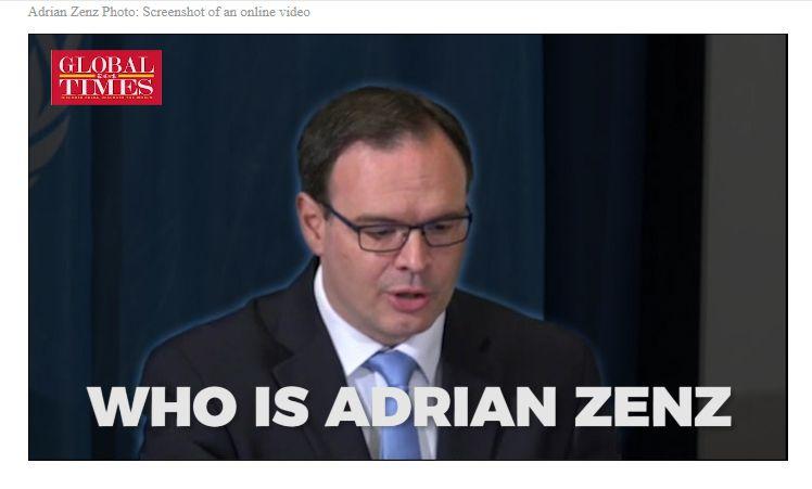 QUI EST ADRIAN ZENZ?