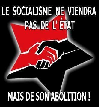 ★ La véritable liberté passe par la destruction de l'État