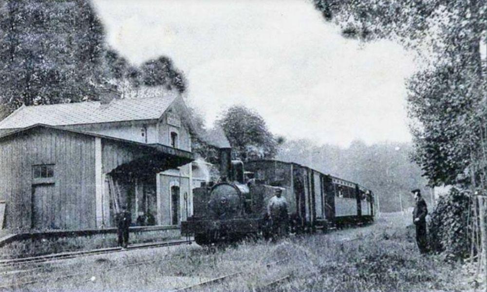 Station (gare) d'Epiais-Rhus & Theuville (95) 1