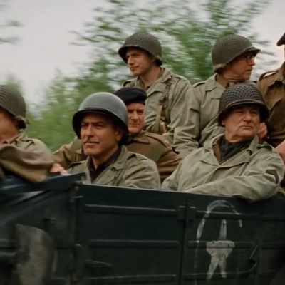 The monuments Men (George Clooney, 2014)