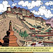 Maxim Vivas sur le Tibet