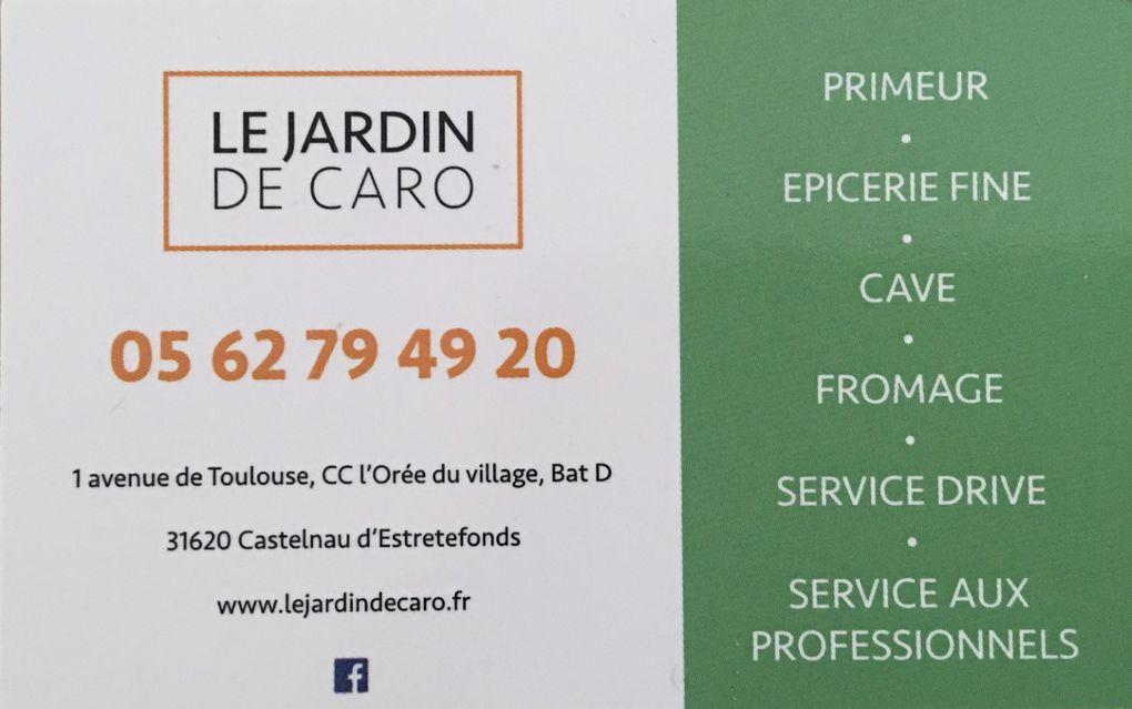 CASTELNAU D'ESTRETEFONDS - LE JARDIN DE CARO - PRIMEUR ET ÉPICERIE FINE