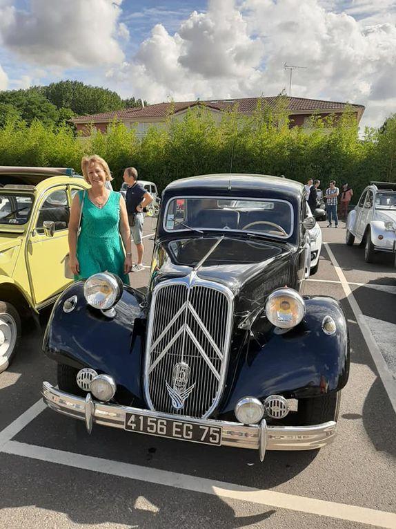 Citroën 15 Six H 1955