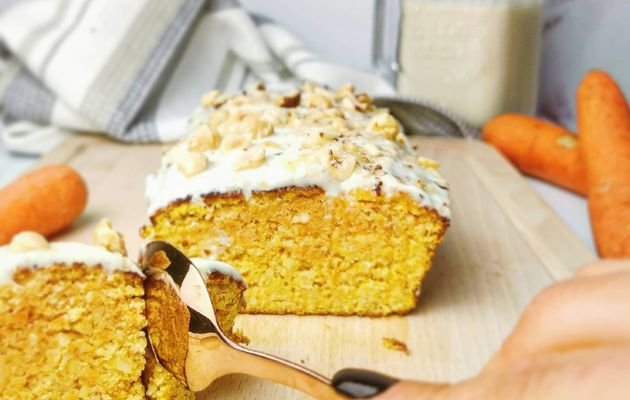 CARROT CAKE HEALTHY