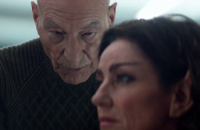 Critiques Séries : Star Trek : Picard. Saison 1. Episode 2. Maps and Legends.