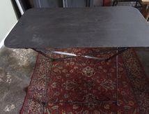 TABLE PLIANTE vendue