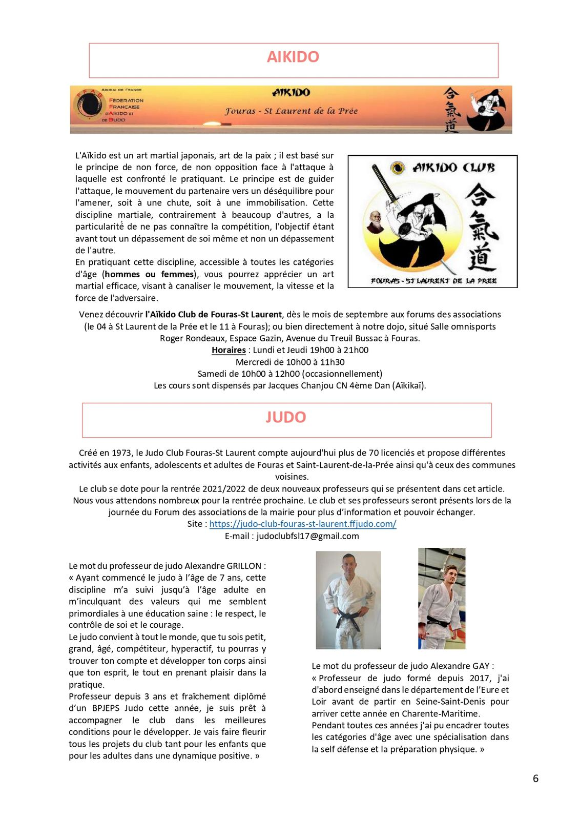 JOURNAL ST LAURENTAIS N° 48