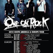 [Live report] ONE OK ROCK - 02/12/14