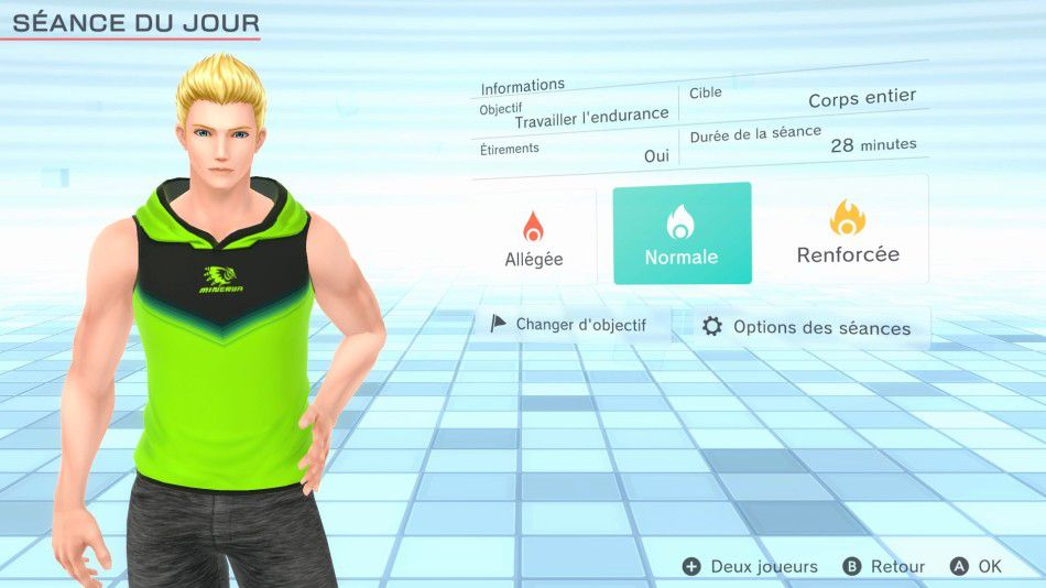 Fitness Boxing 2 ( Concours )