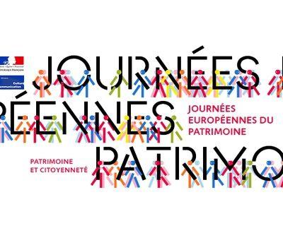 Les Journées Européennes du Patrimoine commencent demain!