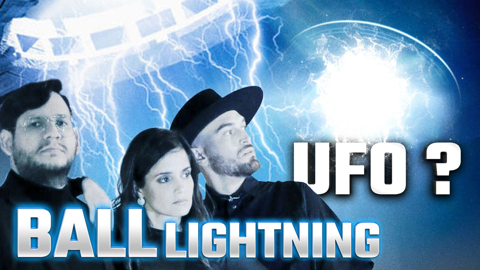 UFO appears during streaming concert – Ball Lightning ? 👽