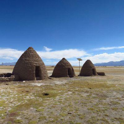 Etude du Bâti vernaculaire : La Casa Chipaya