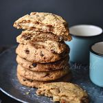 Cookies au coeur de Cream cheese