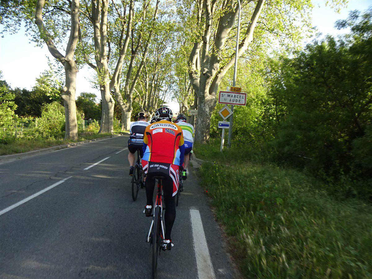 Samedi 24 avril : Le Circuit René avec le C.I.B.