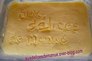 beurre salé (ou doux)