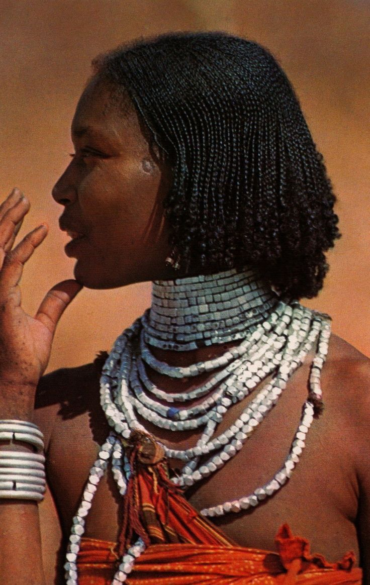 """""""Ethiopia"""" by Roher Sauter and Roland Michaud (1968)"""