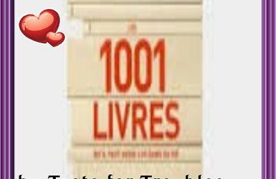 """Challenge """"Les 1001 livres..."""""""