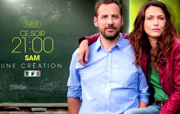 Deux nouveaux épisodes de la saison 2 de Sam, ce soir à partir de 21h00 sur TF1