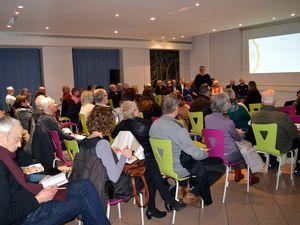 Présentation de la liste conduite par Maximilien ADIAMINI pour les municipales 2020 à Algrange