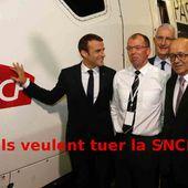 Ils veulent TUER le SNCF ! - Front Syndical de Classe