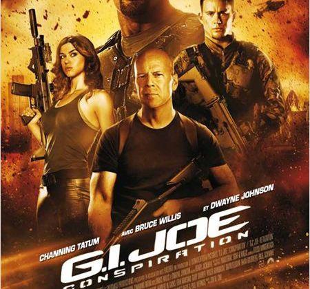 Critique Ciné : G.I. Joe 2 - Conspiration, feu artificiel...