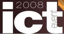 ICT2008 Lyon: le top du numérique européen !