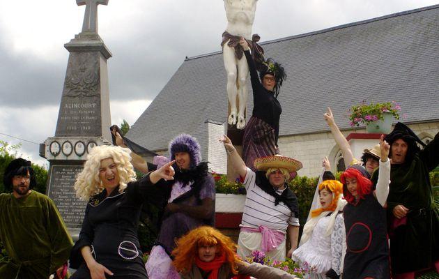 """Festival """"Les Créatifs"""" à Azincourt"""