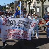 Pour l'UL CGT de Dieppe, hôpitaux et usines Renault doivent lutter côte à côte