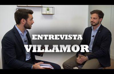 """Entrevista a Javier Villamor │ """"Soros es sólo un peón"""""""