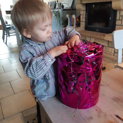 Cadeau d'anniversaire de Mamie Catherine