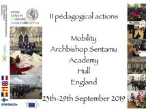 SMGB19 ... 11 pedagogical actions in England