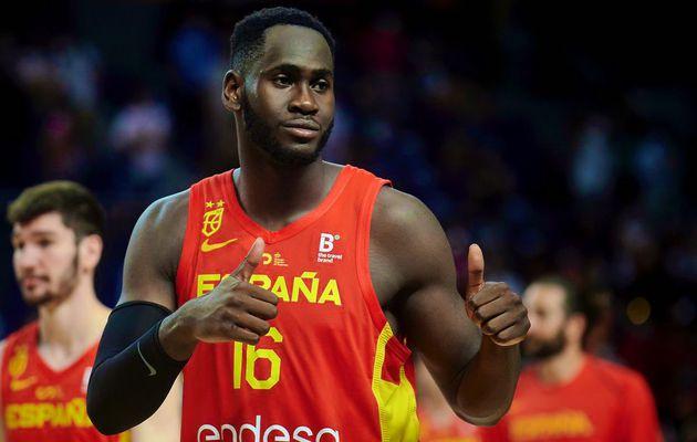 Avec le choix n°23 de la NBA Draft 2021, les Houston Rockets sélectionnent Usman Garuba du Real Madrid