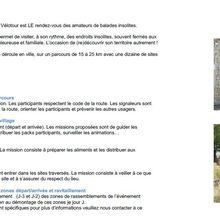 Reims vélo tour animation
