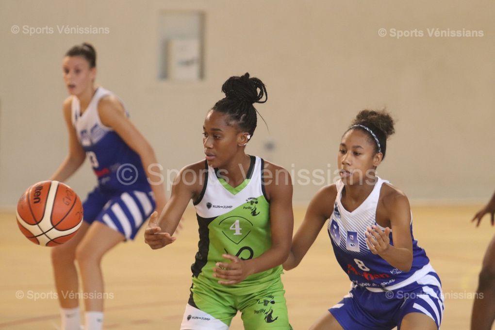 L'ALVP féminin a remporté un succès precieux dans le derby de l'Est-Lyonnais