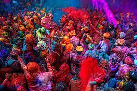 Holi la fête des couleurs
