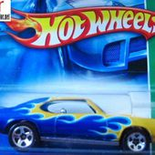 69 PONTIAC GTO HOT WHEELS 1/64 - car-collector.net