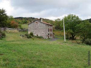 Le hameau du Chier