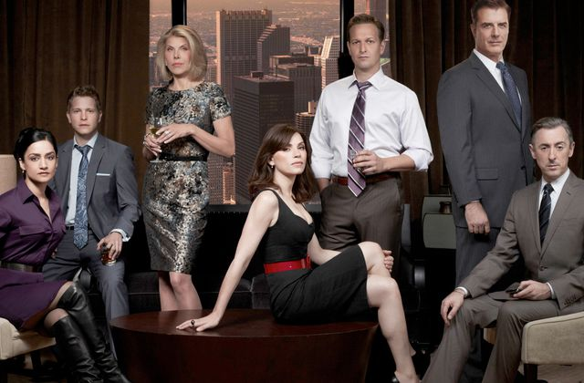 [CLASSEMENT] - 2 - The Good Wife (Saison 4)