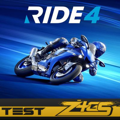 Test : RIDE 4 version Xbox série x/s et ps5