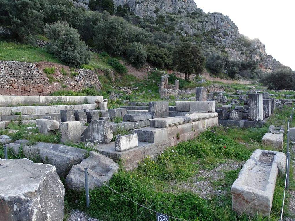 Grèce, Delphes, Ossios Lucas, Lak Plastiras, Les Météores, Verginia, Thessalonique,