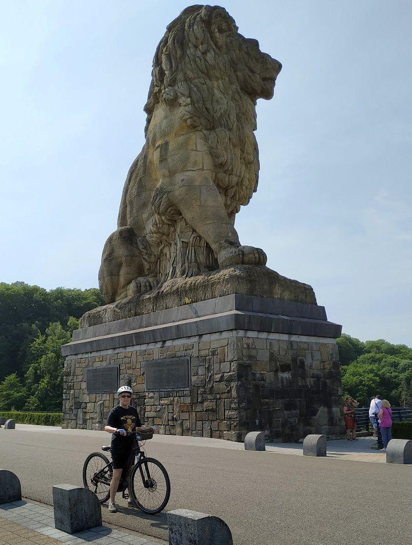 Balade à vélo : La Gileppe, 15 juin 2021